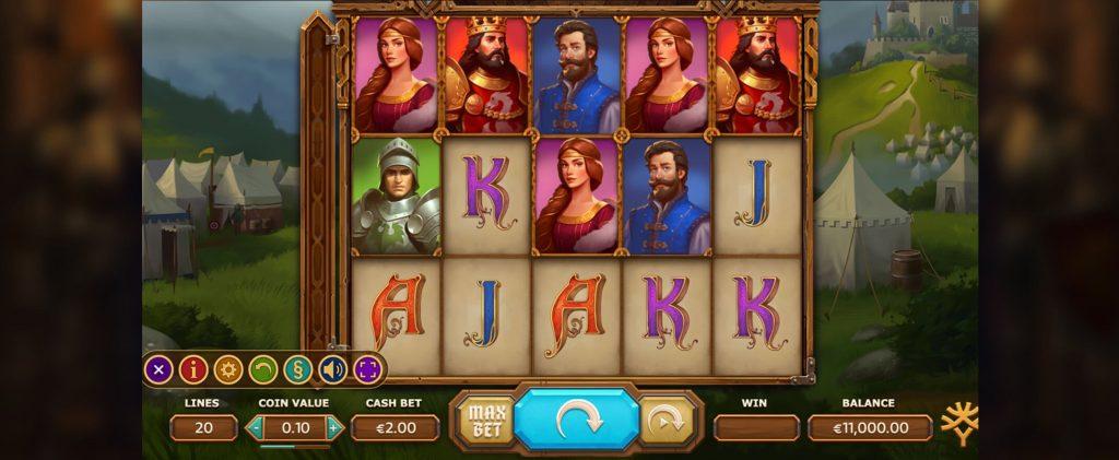Arthur's Fortune Online Slot