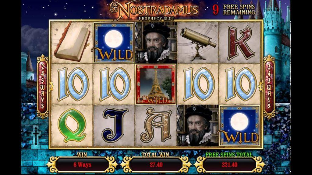 Nostradamus Prophecy Online Slot