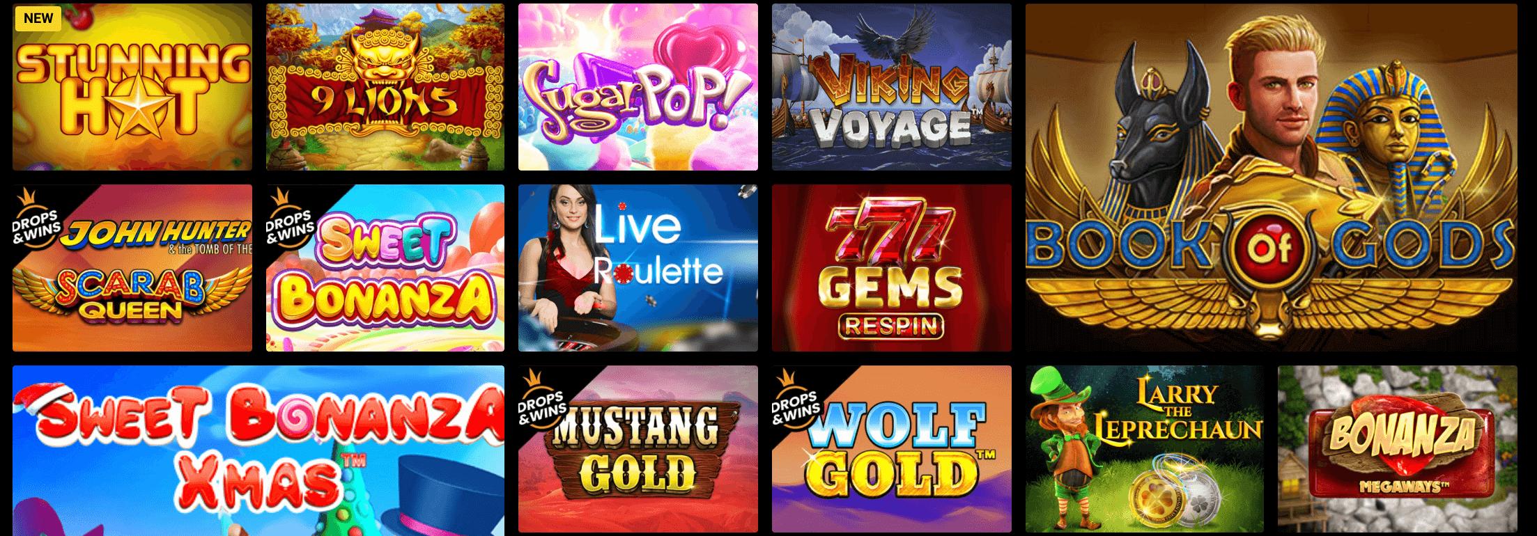 Online Slot Machine Rules